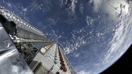 SpaceX moves ahead with Starlink satellite launch amid pandemic