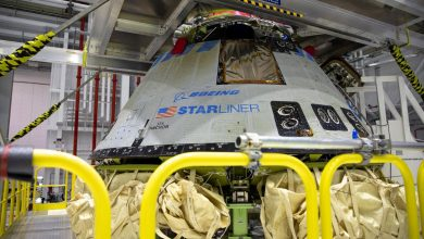 Photo of Boeing's Starliner could start to the area station in December