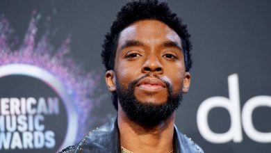 """Photo of Chadwick Boseman, """"Black Panther"""" star, has died at 43"""
