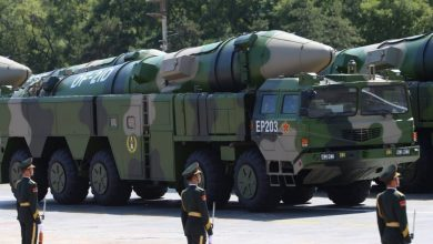 Photo of China fires 'aircraft-provider killer' missile in warning to US   News
