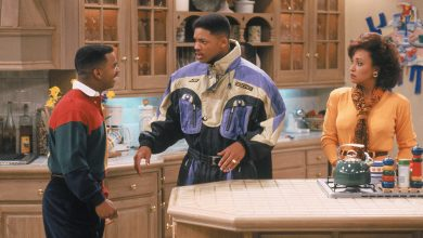 Photo of 'Fresh Prince of Bel-Air' Unscripted Reunion Specific Set at HBO Max