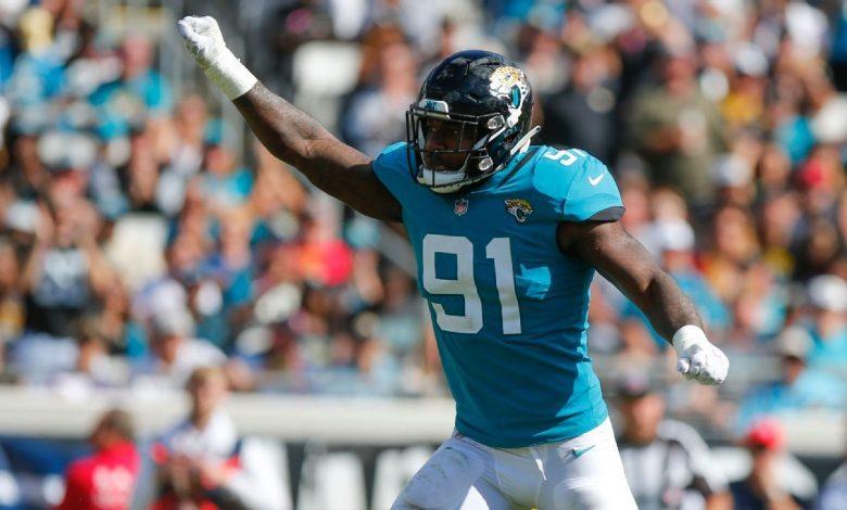 Jaguars agree to trade DE Yannick Ngakoue to Vikings