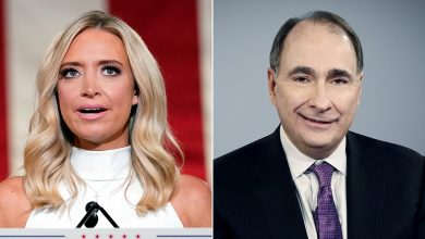 Photo of Kayleigh McEnany scolds CNN's David Axelrod for criticizing particular RNC speech: 'I do not 'USE' my story'