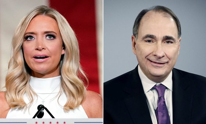 Kayleigh McEnany scolds CNN's David Axelrod for criticizing personal RNC speech: 'I don't 'USE' my story'