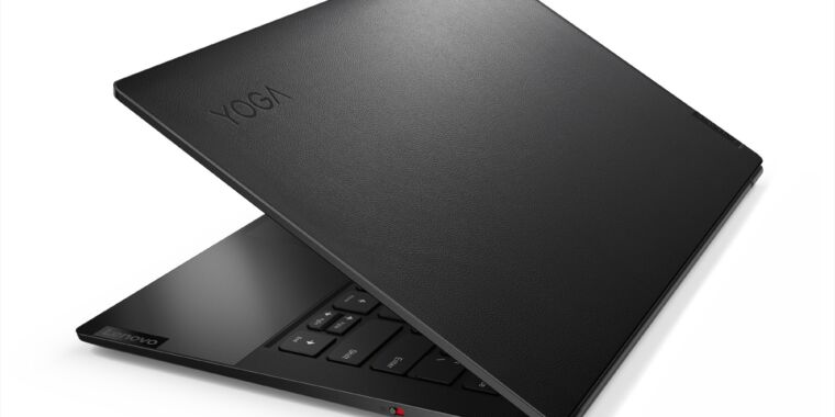 Lenovo's new lineup: An Android tablet, leather laptops, and a gaming machine