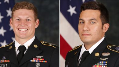 Photo of Military troopers ID'd in lethal Black Hawk helicopter crash off California