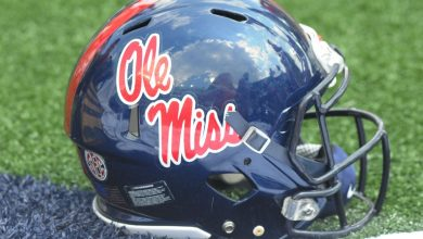 Photo of Ole Miss out on and Oklahoma soccer groups, which include head coaches, march for social justice