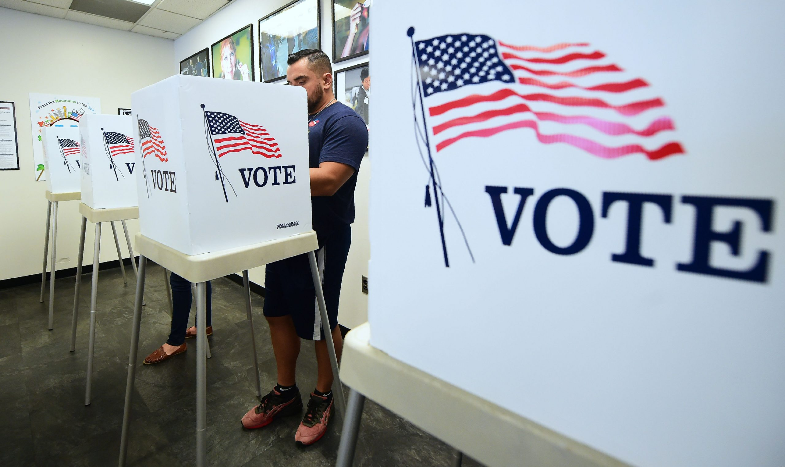 Teams aim to set up 2020 election polling sites