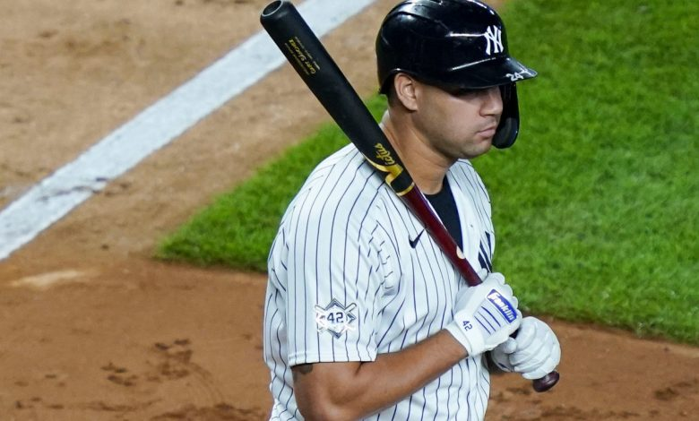 Yankees' Gary Sanchez still can't get untracked
