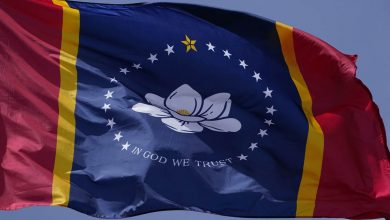 Photo of The new Mississippi flag design will appear on the November ballot after the federal symbol is dropped