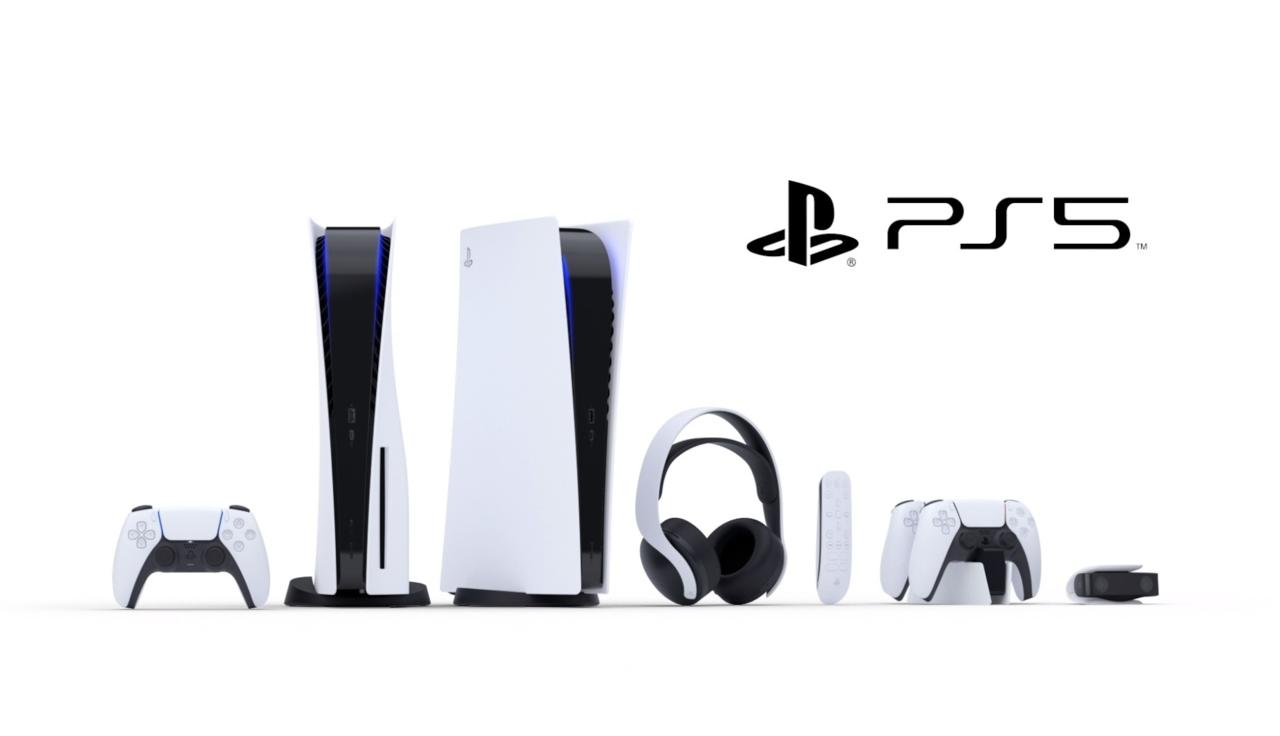 The PlayStation 5's accessories line includes a headset, controller charging stand and more.