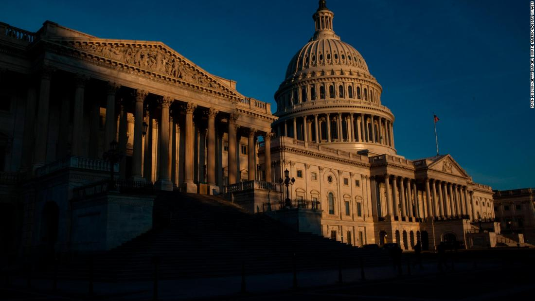 The government shutdown conflict begins as the White House seeks a short-term government finance bill