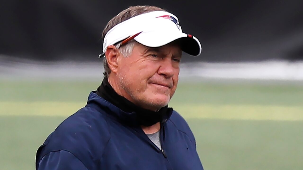 Phil Belichic brushes to retire, Patriots open game centered on Dolphins