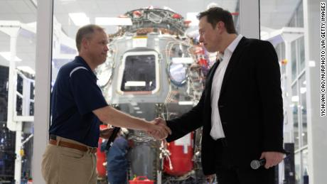 How SpaceX and NASA coped with a bitter cultural conflict to bring back American astronaut missiles