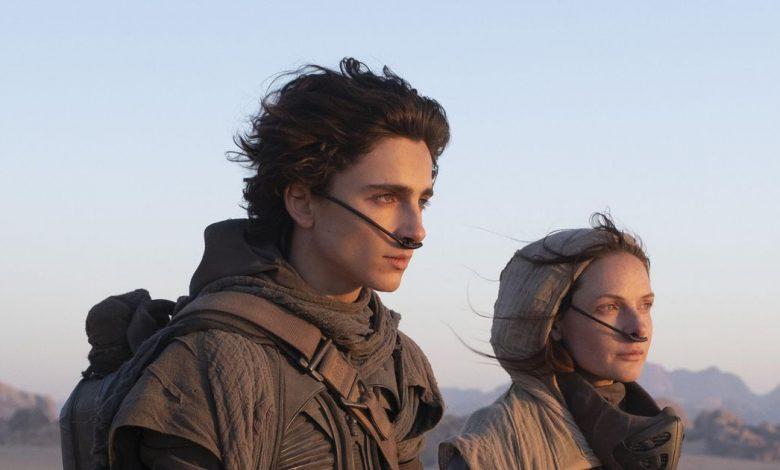 First trailer for Denis Villeneuve's sci-fi epic Dune