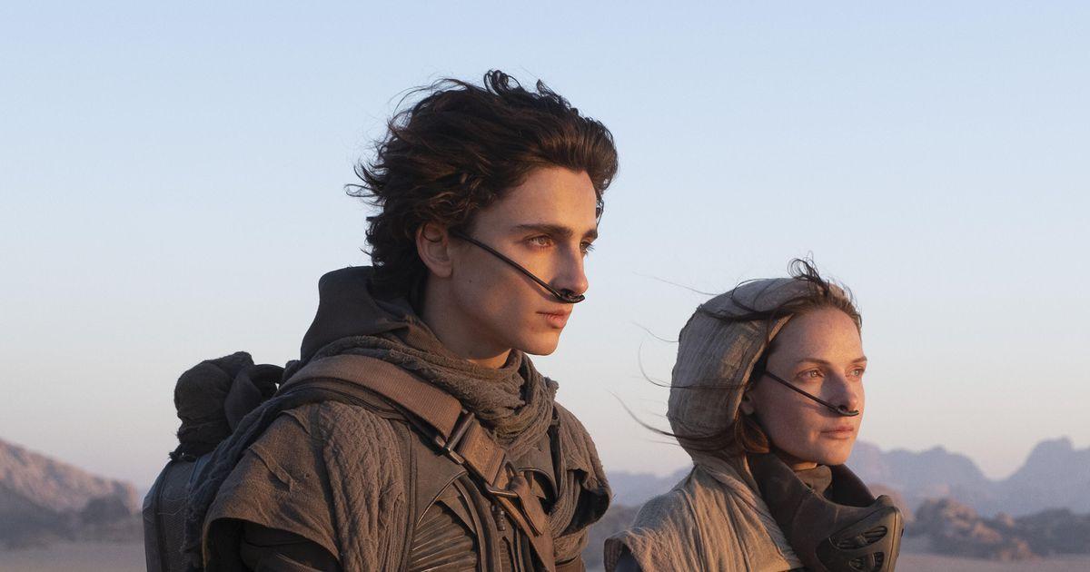 Doon Trailer: Denise Villeneuve is beyond science fiction epic