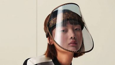 Photo of Louis Vuitton Rolling Out Luxury Face Armor, costs nearly $ 1,000
