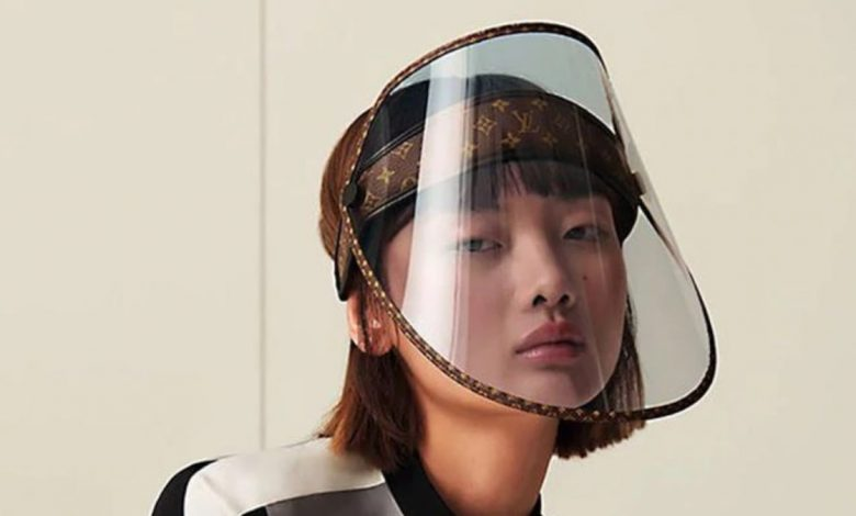 Louis Vuitton Rolling Out Luxury Face Armor, costs nearly $ 1,000