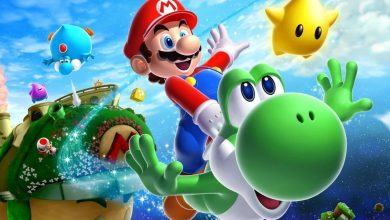 Photo of Random: Can you hear it? Sounds like Super Mario Galaxy 2 music in 3D All-Stars