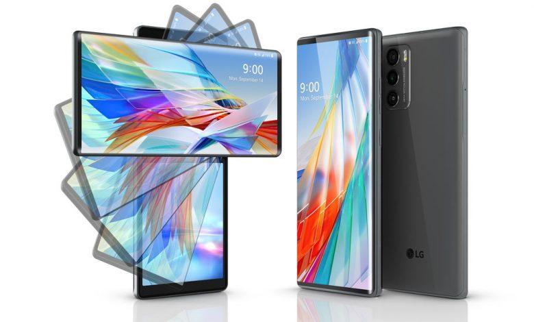 LG Wing's torque screen offers a new twist on the dual screen smartphone