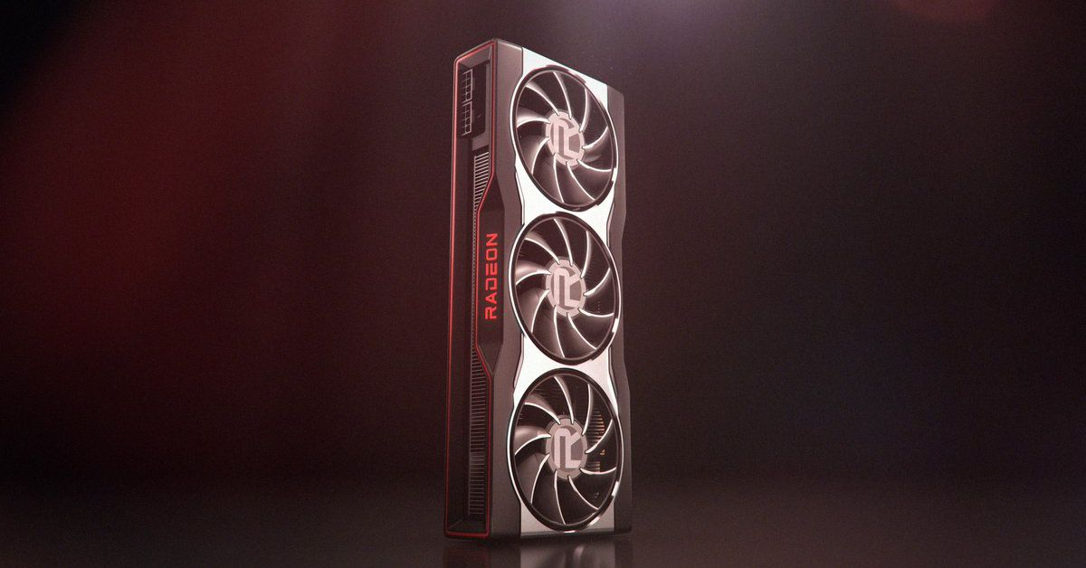 AMD unveils Radeon RX6000 GPU design on Twitter - and at Fortnight