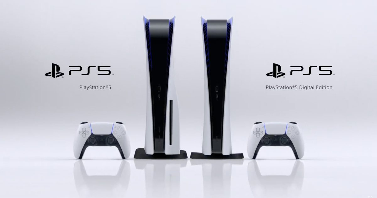 Now where to pre-order your PS5