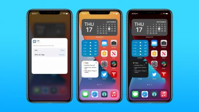 Photo of Topics 3 Task Manager Adds versatile home screen widgets, new Apple Watch issues and more