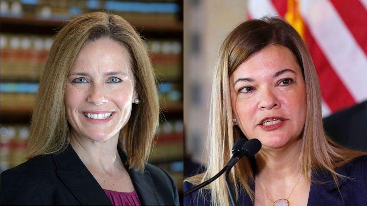 Trump's Supreme Court could be Amy Connie Barrett or Barbara Lago: Reports