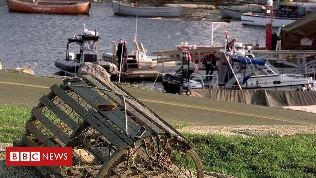 Canadian police make arrests in anger over lobster fight