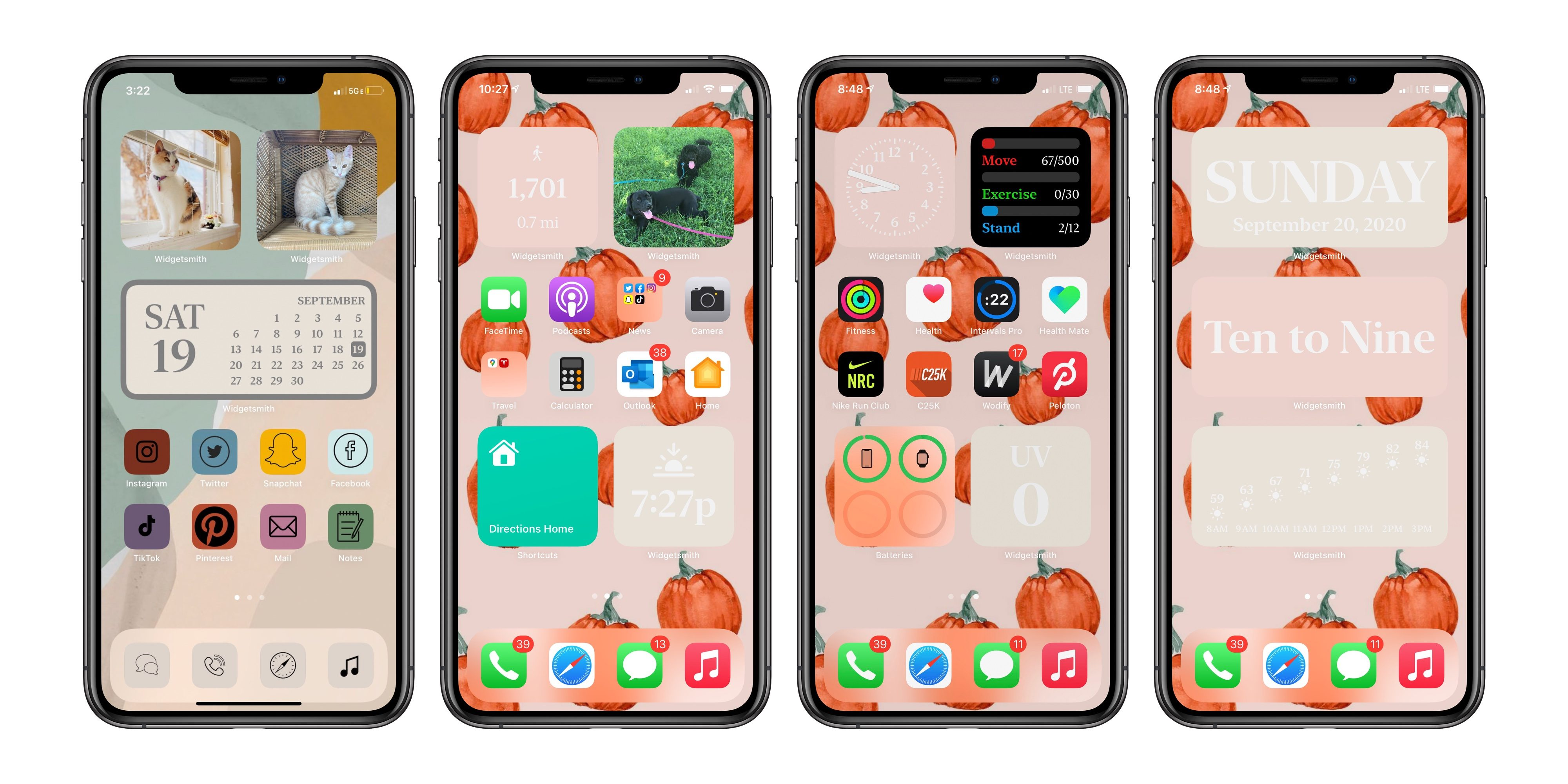 How To Use Widgetsmith For Ios 14 Home Screen Widgets