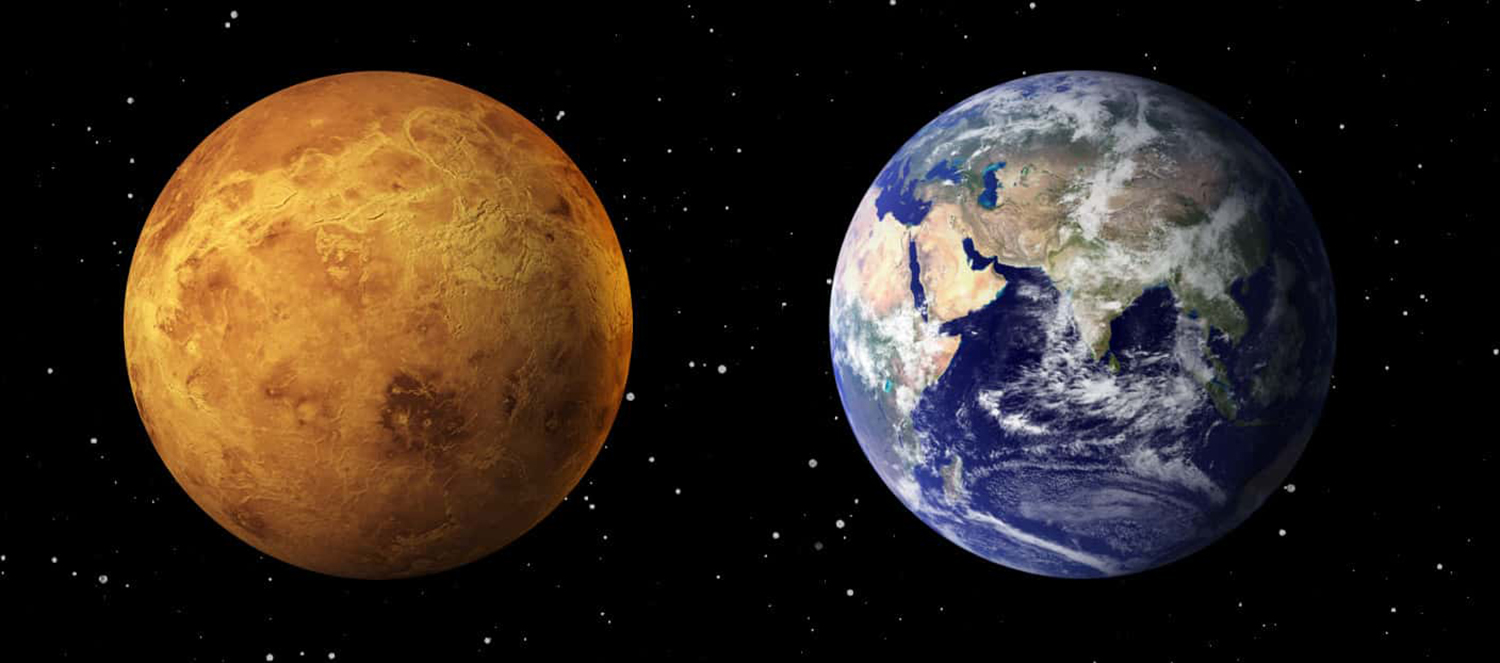 How long does it take to generate a phosphine signal in Venus?