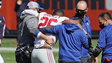 Photo of NFL Week 2 Injury Monitor: The latest in Sakoon Barkley, Christian McCaffrey, Courtland Sutton and many more