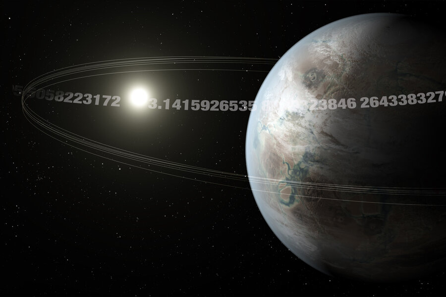 Astronomers have discovered an Earth-sized 'pie planet' with an orbit of 3.14 days