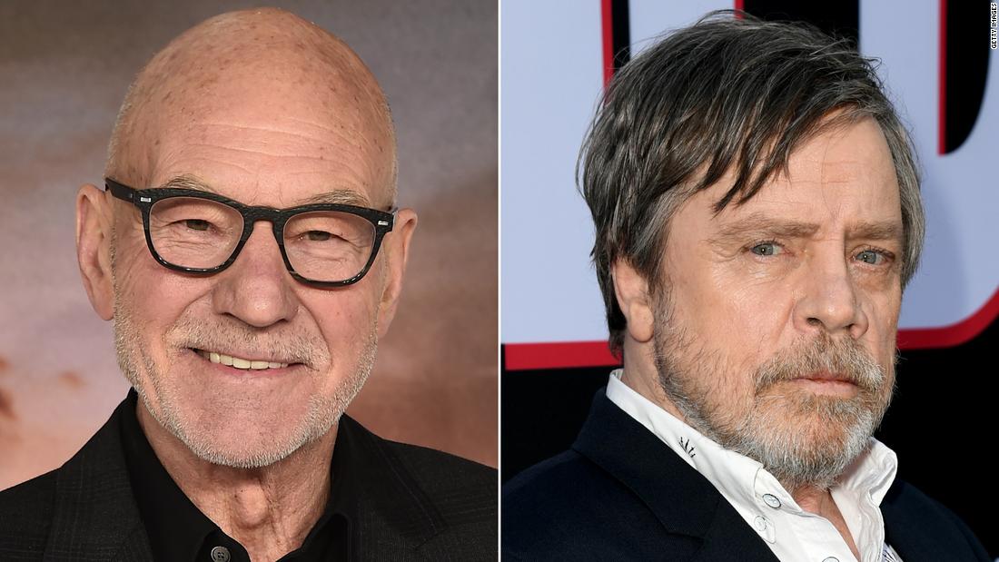 Uber Eats' new ad pits Luke Skywalker against Capt. Picard