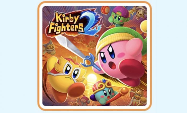 Oops! Nintendo seems to have accidentally exposed the Kirby fighters2