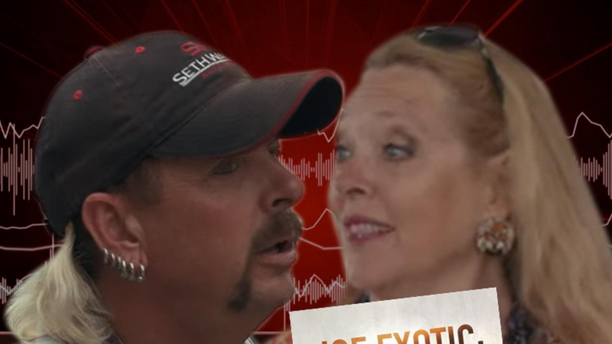 Joe Exotic Rips Carol Baskin, Hobbes Don Lewis Family Receives Justice