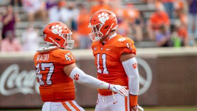 Photo of Clemson gets two first-place votes in the new coaches poll