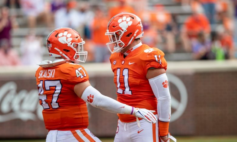 Clemson gets two first-place votes in the new coaches poll