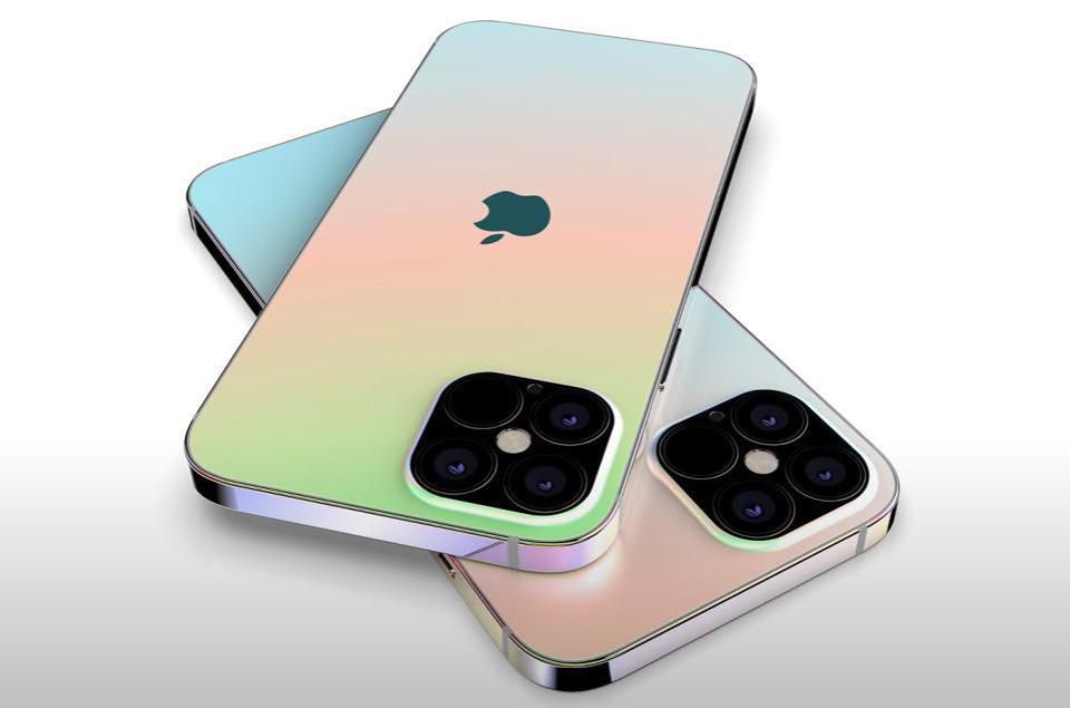 The new iPhone 12 exclusive reveals stunning Apple design results