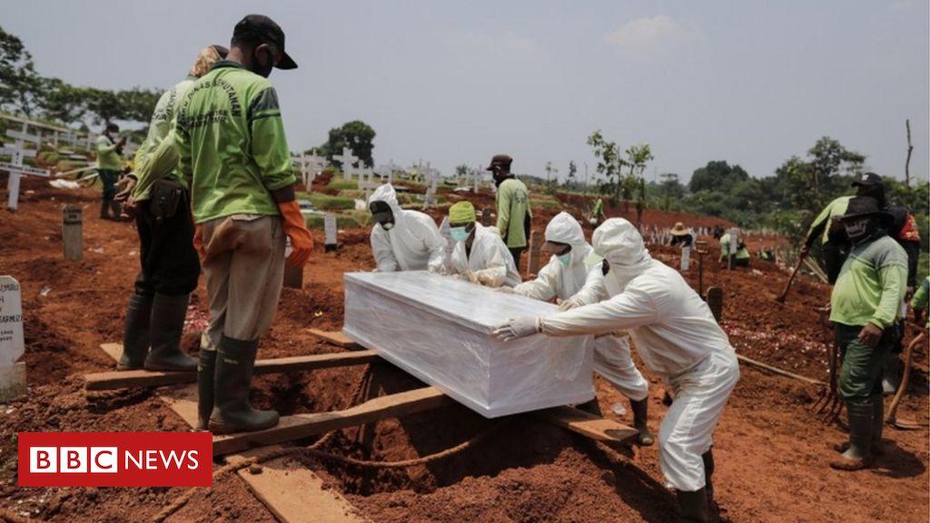 Corona virus: Global Govt-19 death toll exceeds one million