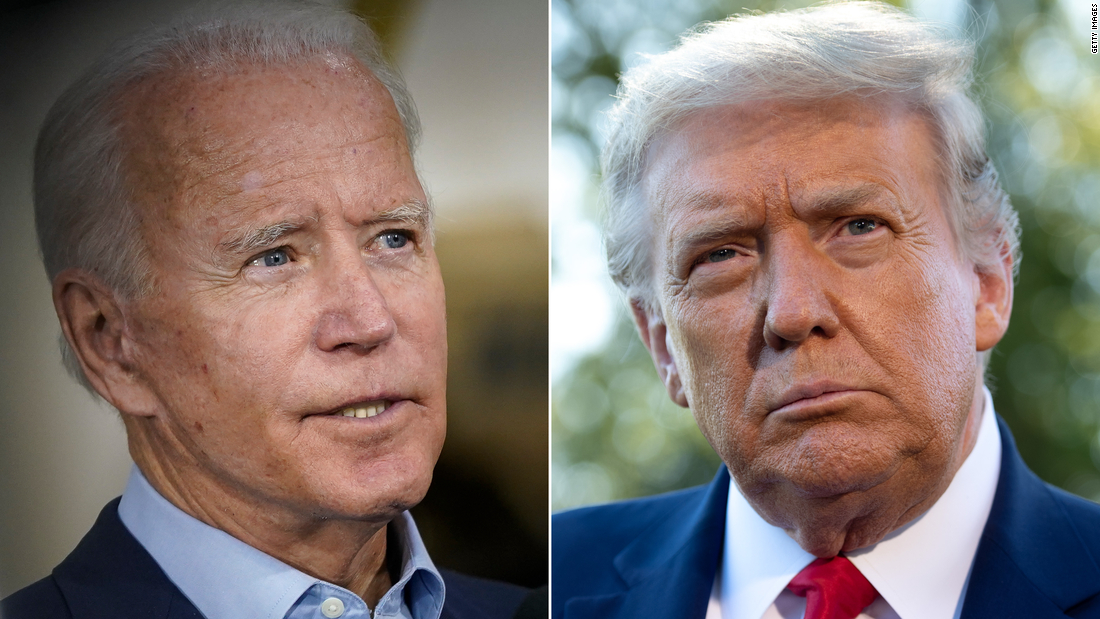 Trump and Biden are personally preparing for a possible presidential debate