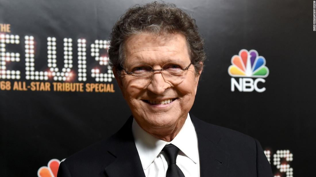 Elvis songwriter and country star Mac Davis has died at the age of 78