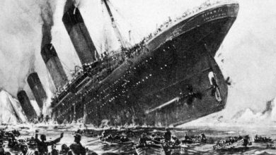 Photo of A glacier did not sink the Titanic, a new study has found