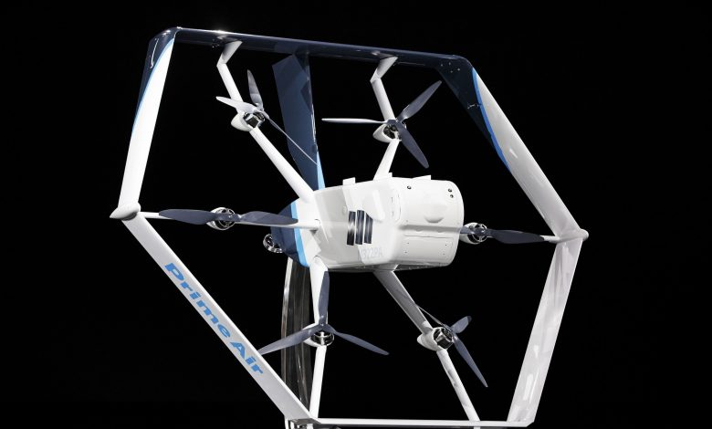 Amazon drones get FAA okay to fly