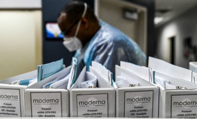 As enrollment is pushed to 30,000, Moderna is releasing a corona virus vaccine testing program