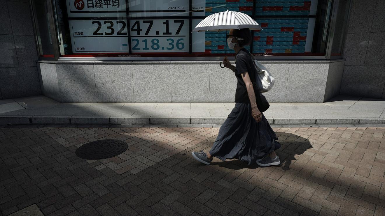 Asian markets plummeted following the fall of Wall Street