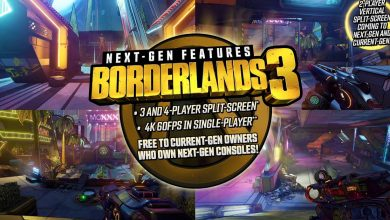 Photo of Borderlands 3 gets free PS5 and Xbox Series X upgrade and four-player splitscreen