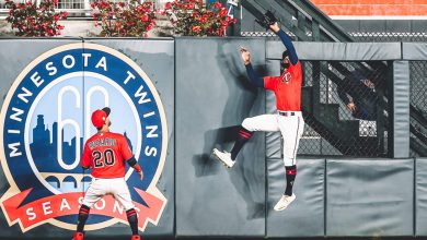 Photo of Byron Buxton robs Homer of Edwin incarnation