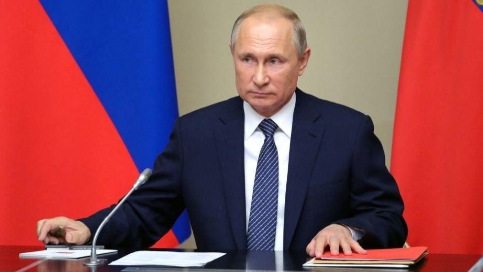 CIA detects Putin's campaign against Biden: Report