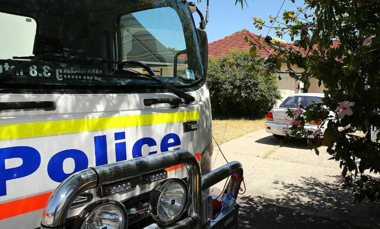 Police continue their forensic investigation at the Kewdale home of Bradley Robert Edwards on December 23, 2016 in Perth, Australia.